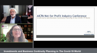Investments and Business Continuity Planning in The Covid-19 World