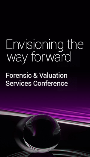 Forensic & Valuation Services Conference 2020 icon