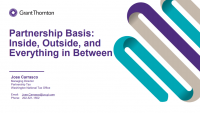 Partnership Basis: Inside, Outside, and Everything in Between icon
