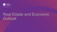 Real Estate and Economic Outlook