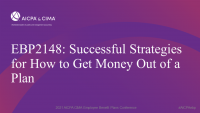 Successful Strategies for How to Get Money Out of a Plan