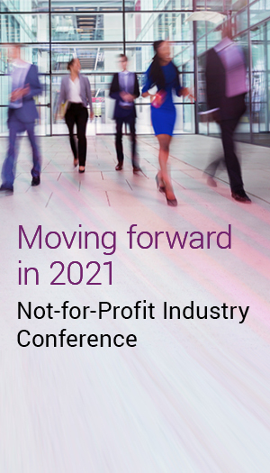 AICPA Not-for-Profit Industry Conference 2021 icon