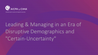"""Chair Welcome and Introductions 