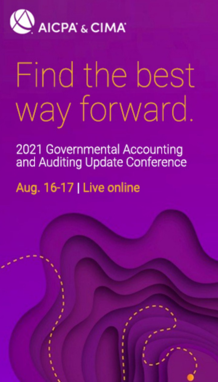 AICPA & CIMA 2021 Governmental Accounting & Auditing Online Update  icon