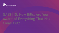 New Bills: Are You Aware of Everything That Has Come Out?