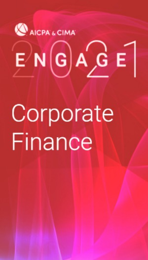 Corporate Finance (as part of AICPA & CIMA ENGAGE 2021)