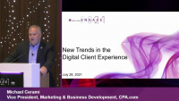 ENG2116. New Trends in the Digital Client Experience