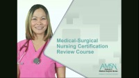 Medical-Surgical Nursing Certification Review Course - Day 1 icon