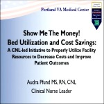 Show Me the Money! Med-Surg Bed Utilization and Cost Savings icon