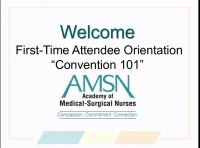 New Member/First-Time Attendee Orientation icon