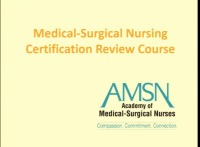 Medical-Surgical Nursing Certification Review Course Day 1 icon