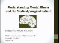 Understanding Mental Illness and the Med-Surg Patient icon
