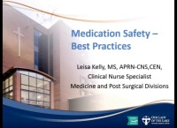 Medication Safety Best Practices icon