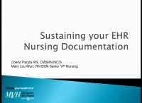 Refining Nurse Documentation in Your Electronic Health Record icon