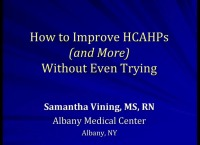 How to Improve HCAHPS (and More) without Even Trying icon