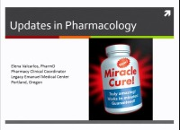Updates in Pharmacology icon