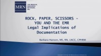 Legal Implications of Documentation icon