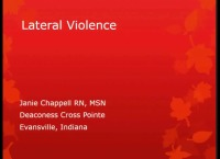 Lateral Violence icon