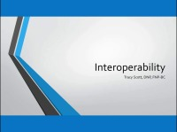 Interoperability and Electronic Health Records