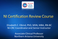 CRC Module 2: Foundations of Practice: Professional Practice