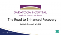 The Road to Enhanced Recovery after Surgery