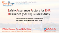 Post-SAFER Guide Study: Initiatives to Promote Change