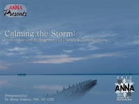 Calming the Storm: Prevention and Management of Diabetes Complications icon