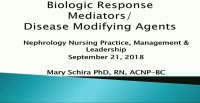 Pharmacology Update for Advanced Practitioners: Biologic Mediators icon