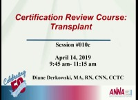 Certification Review Course: Transplant icon