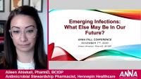 Emerging Infections: What Else May Be in Our Future?