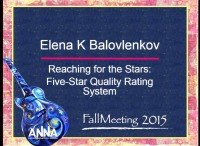 Reaching for the Stars: Five-Star Quality Rating System
