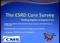 Issues in Management: The ESRD Core Survey: Collaborating to Improve Care icon