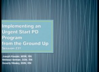 Implementing an Urgent Start Peritoneal Dialysis Program from the Ground Up