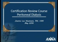 Certification Review Course - Peritoneal Dialysis icon