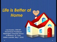 There's No Place Like Home to Dialyze: Improving Nursing Knowledge and Skills of Home Modalities - Differences Between ICHD and HHD icon