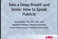 Take a Deep Breath and Smile: How to Speak Publicly icon