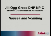 Advanced Practice: Considering the Differentials - Nausea and Vomiting – Differential Diagnosis