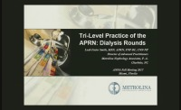 Tri-Level Practice of the Nephrology APRN: Dialysis Rounds icon