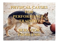 Physical Causes for Performance, Training and Behavior Problems icon