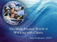 The Multi-Faceted World of Working with Clients icon