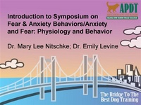 Introduction to Symposium on Fear & Anxiety Behaviors/Anxiety and Fear: Physiology and Behavior icon