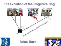 The Evolution of the Cognitive Dog and What it Tells Us About Our Own Origins icon