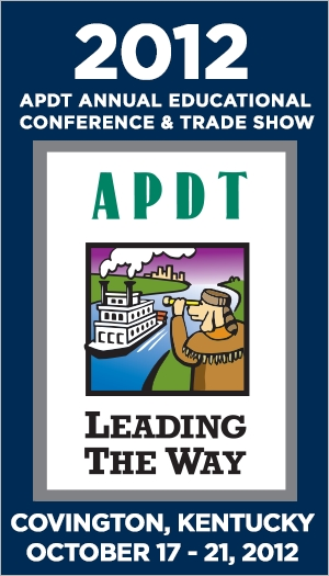 2012 APDT Annual Educational Conference & Trade Show icon