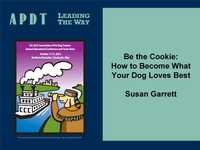 Be the Cookie: How to Become What Your Dog Loves Best icon
