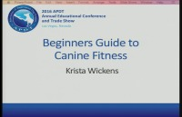Beginners Guide to Canine Fitness Training icon