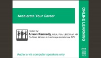 Accelerate Your Career - 1.0 PDH (LA CES/non-HSW)  icon
