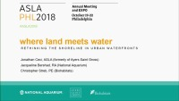 Where Land Meets Water: Rethinking the Shoreline in Urban Waterfronts - 1.5 PDH (LA CES/HSW)