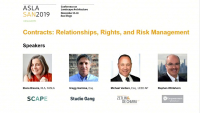 Contracts: Relationships, Rights, and Risk Management - 1.0 PDH (LA CES/non-HSW)