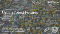 Urban Forest Futures: Climate Change, Social Equity, and the Contemporary City - 1.0 PDH (LA CES/HSW)