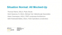Situation Normal: All Mocked Up - 1.0 PDH (LA CES/HSW)